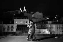 Lisbon dancing 5-11-11